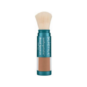 Sunforgettable brush on sunscreen spf 50 deep